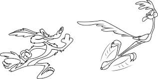 Small Picture Road Runner Coloring Page Stunning Baby Looney Tunes Coloring