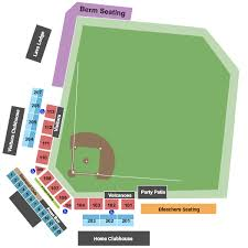 Volcanoes Stadium Tickets Keizer Or Ticketsmarter