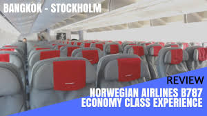 review norwegian air shuttle boeing 787 dreamliner gotravelyourway the airline