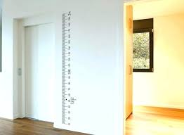 wall decals growth chart canada height decal watch me grow beautiful sticker charts pictures