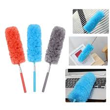 furniture duster. Duster Dust Cleaner Adjustable Stretch Extend Microfiber Feather  Furniture Brush Protable Household Cleaning Tools Furniture Duster A