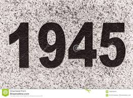 Image result for 1945