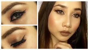 wet n wild fort zone palette simple eyes makeup tutorial