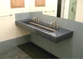 wall mounted trough sink courtreporterdenmark