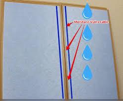 pre attached underlayment weak spot for moisture