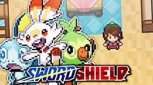 NEW Pokemon Sword and Shield Fan Game Gameplay!? - YouTube