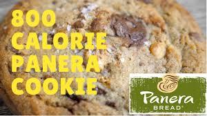 Beware The 800 Calorie Panera Bread Cookie