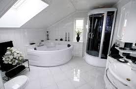 white bathroom designs. modest bathroom design ideas black white designs