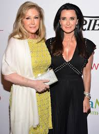 Kyle Richards and Kathy Hilton 'Finally in a Better Place ...
