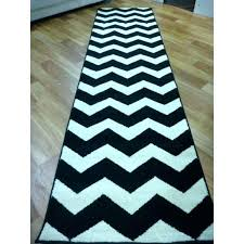 runner rug black and white black white runner rug impressive black and white striped runner rug
