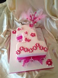Baby Girl Birthday Cake Ba Girls 1st Birthday Cake Karen Kavanagh