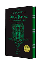 media of harry potter and the philosopher s stone slytherin edition