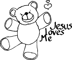 Jesus Coloring Pages Free Download Best Jesus Coloring Pages On