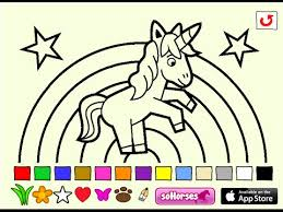 unicorn coloring pages for kids unicorn coloring pages