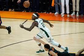 2021 NBA Finals: Jrue Holiday steal ...