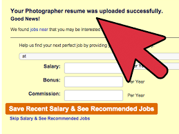 Careerbuilder Resume Search How to Upload an Existing Resume on CareerBuilder 100 Steps 27