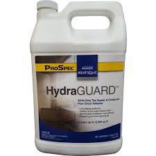grout cement concrete and paver hydraguard penetrating sealer