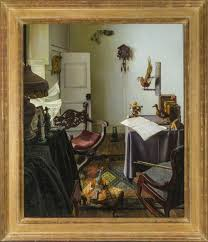 Home of the Artist - Priscilla Roberts (1916–2001) - Galleries Inventory -  Hirschl & Adler
