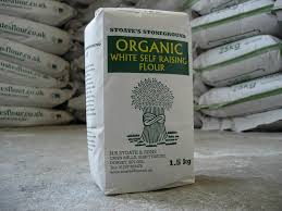 Light Brown Self Raising Flour Products N R Stoate Sons Cann Mills
