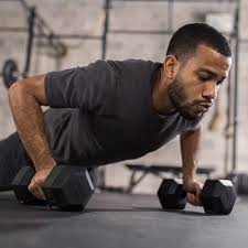 weight training exercises and workout