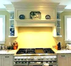 oven vent hood. Wood Vent Hoods Hood For Range Rustic Oven Covered O