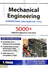 Mechanical Engineering Textbooks Mechanical Engineering Conventional And Objective Type Paperback