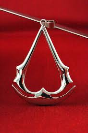 assassins creed necklace insignia
