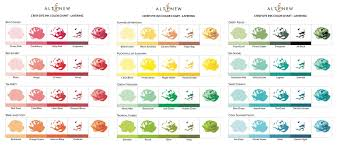 Color Swatches — Altenew