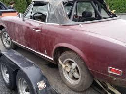 1972 Fiat 124 Spider for sale #2037649 - Hemmings Motor News