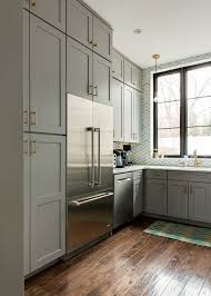 Floor To Ceiling Kitchen Designs This Brooklyn Brownstones Bold Remodel Is Extraordinary