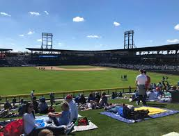 Sloan Park Chicago Cubs Spring Training Stadium Journey