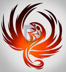 How To Draw A Phoenix Tattoo Step By Step Drawing Guide By