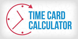 Timecard Calculation Time Card Calculator