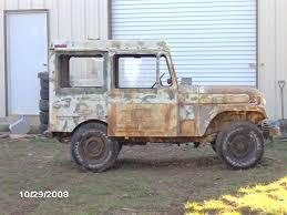"jay stanfield s dj 5 ""postal jeep"""