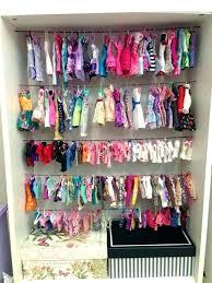 american girl doll storage girl storage ideas doll clothes closet long term american girl doll wardrobe