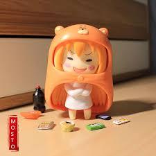 Action Figure <b>Anime Himouto Umaru</b>-<b>Chan</b> Doma Umaru <b>10cm</b> / 4 ...