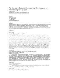 marvellous industrial engineer resume sample brefash resume cover letter sample industrial engineer resume sample entry level