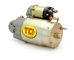 high torque starters tci® auto high torque starters