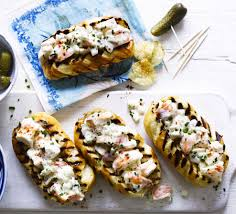 Lobster rolls recipe - BBC Good Food