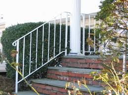 painting wrought iron railing outdoor designs