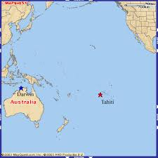tahiti island location images reverse search Where Is Tahiti On The Map filename darwintahitimap gif tahiti on map