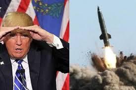 نتیجه تصویری برای انصارالله یمن در آستانه ورود ترامپ، ریاض را به موشک بست