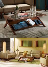 it mid century modern style coffee table