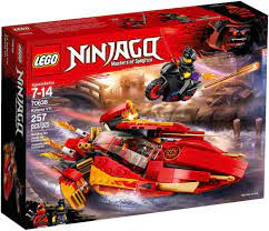 Đồ chơi lắp ráp LEGO Ninjago 70638 - Siêu Thuyền Katana V11 (LEGO Ninjago  70638 Katana V11) giá rẻ tại cửa hàng LegoHouse.vn LEGO Việt Nam