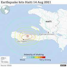 Haiti earthquake: Death toll climbs as ...