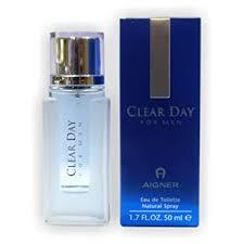 Clear Day by Etienne Aigner for Men 1.7 oz Eau de ... - Amazon.com