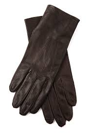 childrens leather showing gloves