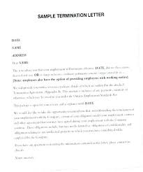 Employee Performance Letter Sample Poor Job Performance Letter Co Unsatisfactory Template Best