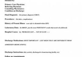 Get Pin Fake Hospital Discharge Papers On Pinterest – Professional ...