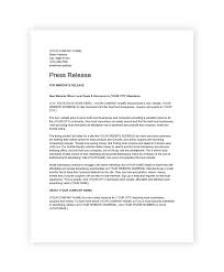 Business Press Release Template Ideal Directories Support